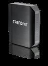 319X0UxtQ0L - TRENDnet Wireless AC1200 Dual Band Gigabit Router with USB Share Port, TEW-811DRU