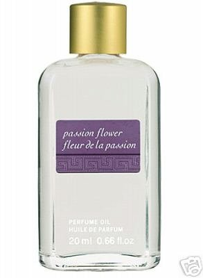 ca1bd0d63ac Amazon.com : PASSION FLOWER Perfume Oil .66oz from The Body Shop : Personal  Essential Oils : Beauty