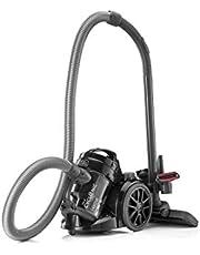 Black & Decker 1300W Bagless Multicyclonic Canister Vacuum Cleaner, Black - Vm1480-B5