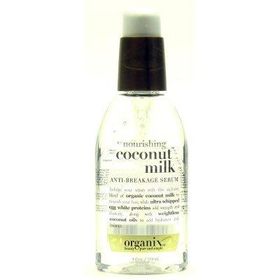 Price comparison product image Ogx Coconut Milk Serum Anti-Breakage 4 Ounce (118ml) (2 Pack)