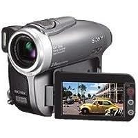 "Sony DCR-DVD403E Handycam DVD Camcorder [3MP, 10x Optical Zoom, 2.7"" Widescreen Hybrid LCD]"