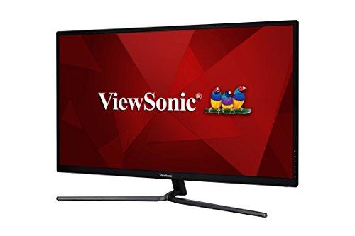 ViewSonic VX3211-2K-MHD 32'' IPS 1440p LED Monitor HDMI, DisplayPort, VGA by ViewSonic (Image #2)