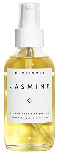 Herbivore Botanicals - All Natural Jasmine Body Oil (4 oz) (Dry Jasmine Oil)