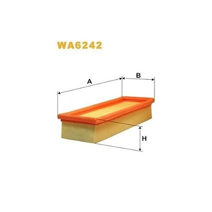 Amazon com: Wix Filter WA6242 Air Filter: Automotive