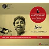 Live Masterworks from the NCPA Archives: Ustad Rashid Khan