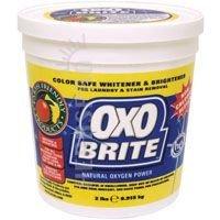 EARTH FRIENDLY LAUNDRY OXO BRITE POWDER, 3.6 LB