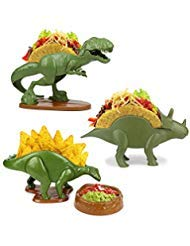 (Set) Tricerataco & Nachosaurus & Tacosaurus Rex - Making Appetites Extinct