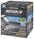Rust-Oleum Corp 299743 Metalic Floor Coating Kit