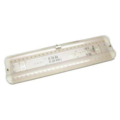 Kaper II L09-0017 White Interior/Exterior LED Light: Automotive
