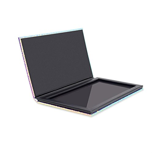 Alonea Empty Magnetic Palette Box, Eyeshadow Blush Powder Me