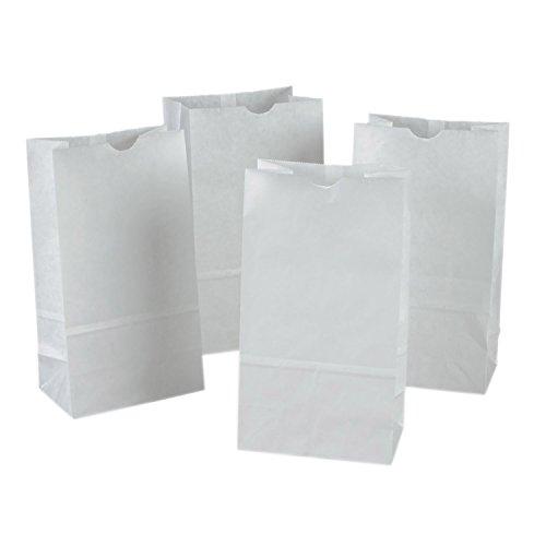 Rainbow Kraft Bags, 6