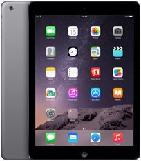 Apple iPad Air MD786LL/B touchscreen tablet (iOS 8, 1GB memory, 32GB hard drive, Wi-Fi) Space Gray from Apple Inc.