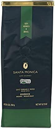 Café Organico Moído Cafe Santa Monica 250gr