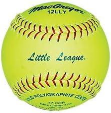 One Dozen Macgregor Little League Softball,