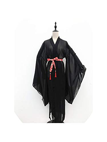 Chinese Traditional Ancient Dress Dance Stage Cloth