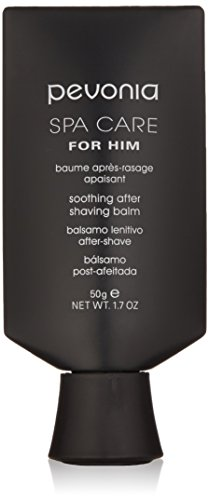 Men Soothing Balm - PEVONIA Soothing After Shaving Balm for Him, 1.7 oz