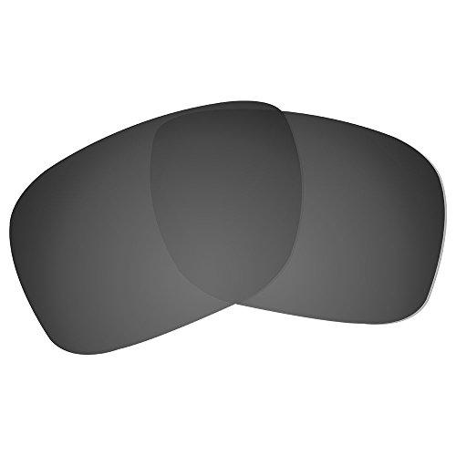 Dynamix Polarized Replacement Lenses for Oakley Holbrook - Multiple - Iridium Lenses Holbrook Black Polarized