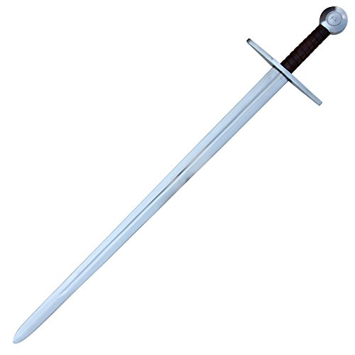 Battle Ready Full Tang Age of Chivalry Medieval Knightly Sword Arming Sword