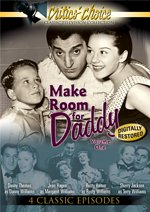 Amazon.com: Make Room for Daddy, Vol. 1: Danny Thomas, Rusty Hamer ...