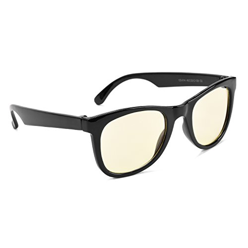 Light Blocking Amber Computer Glasses product image