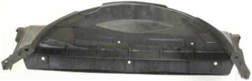 CPP Radiator Fan Shroud for GMC Jimmy, Sonoma, Olds Bravada, Chevy S10 GM3110125