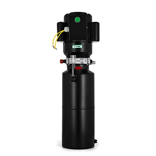 Mophorn Car Lift Hydraulic Power Unit 2.64 Gallon 3HP Auto Hoist Lift Power Unit 220V 50HZ Hydraulic Power Unit 2950 PSI Adjustable Hydraulic Pump Two and Four Post Lift