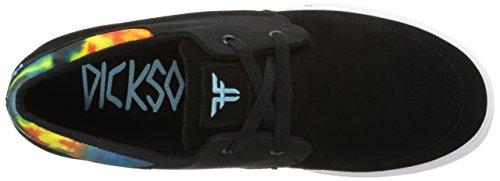 Zapatillas Fallen: Fallen Roach Shoes Black/Gum BK/MC BLACK/TIE DYE
