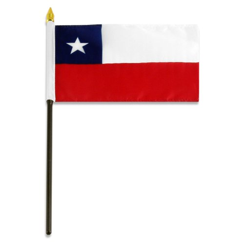 US Flag Store Chile Flag, 4 by - Online Chile Store
