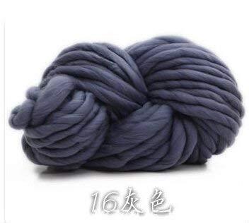 SimpleLif Icelandic Wool Sweater Chunky Wool Yarn Super Bulky Arm Knitting Wool Roving Knitted Blanket Chunky Wool Yarn Super Bulky Arm Knitting Wool Roving Knitted Blanket - Wool Sweaters Icelandic