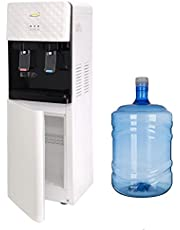 Speed Sp-29 Water Dispenser Hot-Cold With Cabinet - 16Liter With Water Dispenser Bottle - 19 Liter