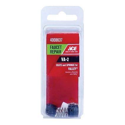 Ace Rubber/Metal Faucet Repair Kit Valley/Aqualine Faucets ...