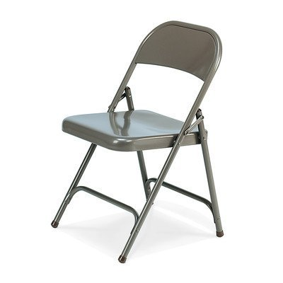 - Metal Classroom Chair [Set of 4]