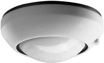 GIRA 031802 Sensor de microondas Alámbrico Techo Blanco Detector ...