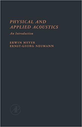Physical and Applied Acoustics. An Introduction