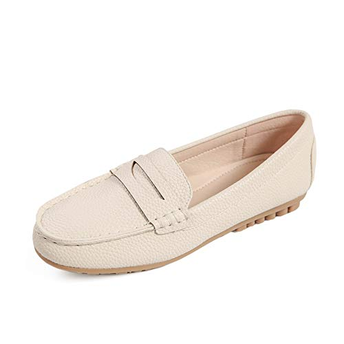 ladies casual women work 35 Spring autumn office EU and FLYRCX pregnant shoes shoes slip flat fashion shoes non qRz4xgnBW