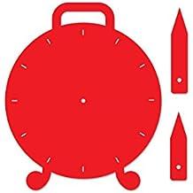 Ellison Clock Face and Hands Basic Beginnings Sure Cut Die, Large