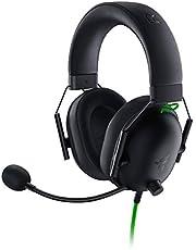 Razer RZ04-03240100-R3M1 blackshark V2 X multi platform wired esports headset
