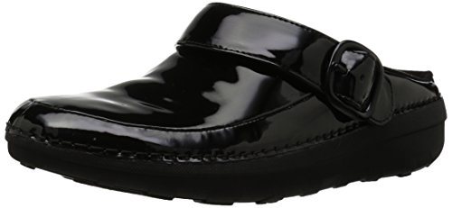 Gogh Women's Professional Superlight Shoe fitflop Medical black patent Pro CB5HnwFR