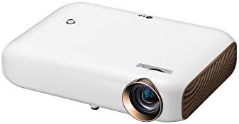 LG PW1500G - Proyector portátil (WXGA, LED, 1280 x 800, 1500 lúmenes), Color Blanco