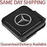 mercedes benz tow hitch cover - Mercedes Benz MERCEDES DECORATIVE STAR MARQUE HITCH RECEIVER PLUG COVER GENUINE OEM NEW