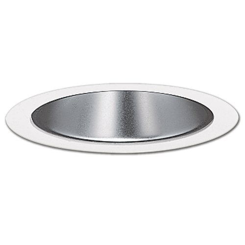 HALO Recessed 1421C 4-Inch Trim Clear Specular Reflector, ()