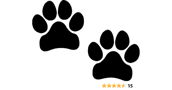 Paw-fume Spray Bottle Decal Animal Decals Vinyl Labels Vinyl Decals Paw Print Decal Pet Labels