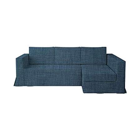 Divano Letto Ikea Manstad Usato.Sc Copridivano Manstad In Poliestere Per Divano A 3 Posti Ikea
