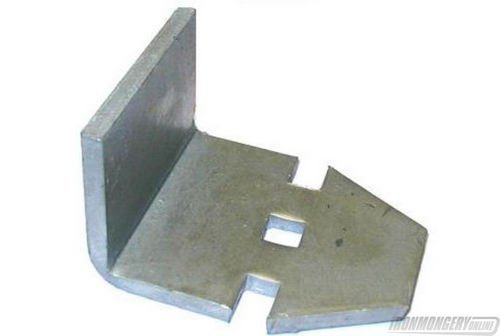 16mm Manchester Corporation Dual Handed Gate Catch - Galvanised Ironmongery Online