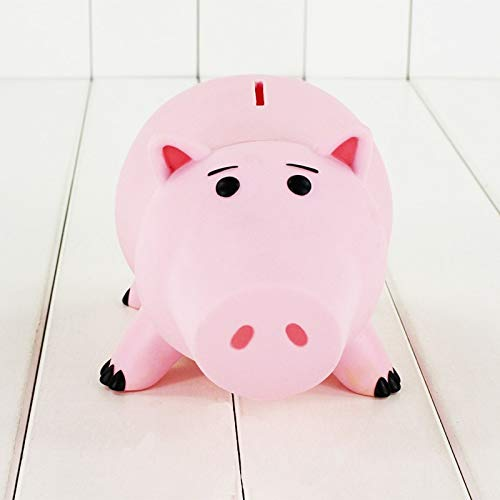 20 cm Toy Story Hamm Piggy Bank Pink Pig Coin Box(Without Box)