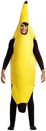Car&Gus Disfraz de Plátano para Hombre: Amazon.es: Juguetes y juegos