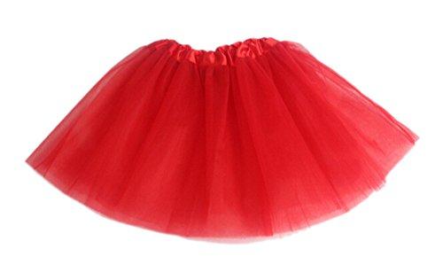 DELEY Las Niñas de Ballet de la Princesa Partido de la Falda de ...