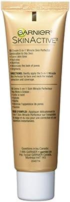 Garnier SkinActive BB Cream Face Moisturizer For Oily/Combo Skin, Medium/Deep, 2 fl. oz. (Packaging may vary)