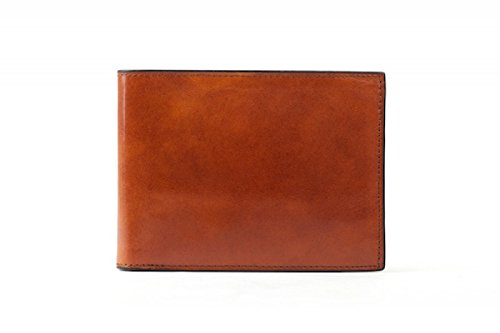 (Bosca Old Leather Bifold Wallet with Card/I.D. Flap)