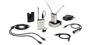 Samson Airline micro -  micrófono inalámbrico de solapa para cámara N3